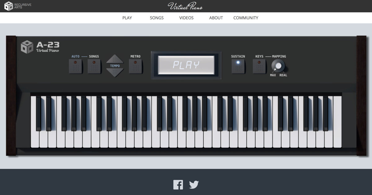 Keyboard Online Play